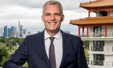 General Manager des The Diaoyutai: Holger König