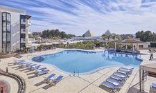 So sieht es aus: Das Steigenberger Pyramids Cairo