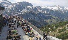 Mit der Gondel zu erreichen: Die Jenneralm mit ihrem prächtigen Panorama