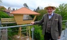 Setzt beherzt Ideen um: Rolf Berlin, Seniorchef im Hotel Krone Lamm in Zavelstein.