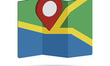 Vielerlei Dienste: Google verrät nicht nur, wo Hotels sind (wie hier über Maps), sondern auch wie sie bewertet werden und wie teuer sie sind
