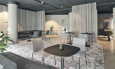 Modern und elegant: Die Business Lounge Svyt in München