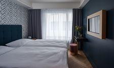 So soll es aussehen: Zimmer im Mio by Amano in München