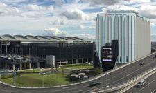 Angeschlossen an den Flughafen London Heathrow: Das Hilton Garden Inn Heathrow Terminal 2