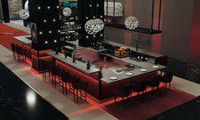 Lobby und Bar: Das Apartmenthotel MA Living in München will ab 2020 öffnen