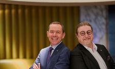 Erfolgreiches Dorint-Duo: CEO Karl-Heinz Pawlizki (links) und Aufsichtsratschef Dirk Iserlohe