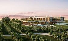 So soll's aussehen: Ein Rendering des geplanten Resorts in Andau