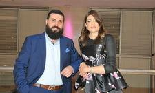Neue Visionen für die Hotellerie: Area 24/7-Chef Taimuraz Chanansvi mit seiner Frau Alexandra Chanansvi