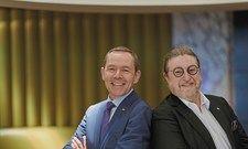 Erfolgreiches Dorint-Duo: CEO Karl-Heinz Pawlizki (links) und sein neuer Aufsichtsratschef Dirk Iserlohe vom Mutterunternehmen Honestis.