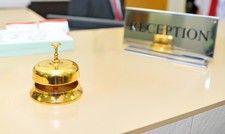 Check-in an der Rezeption: In deutschen Hotels läuft noch vieles analog