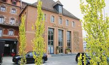 """Denkmalgeschütztes Gebäude: Das """"Alte Sudhaus"""" der Tucher-Brauerei"""