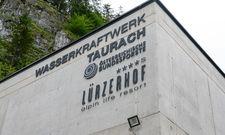 Öko-Energieerzeugung: Das Kleinwasserkraftwerk Taurach