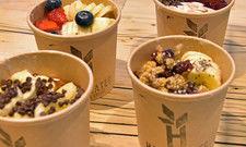 Süß und herzhaft: Bei Haferkater gibt es Porridge in vielerlei Variationen