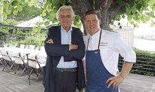 Voller Tatendrang: Meinhard von Gerkan (links) und Norman Etzold wollen an alte Erfolge anknüpfen