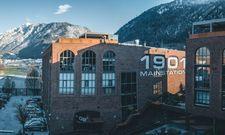 Hier wollte Lars Volbrecht neu anfangen: Die Mainstation 1901 in Chur West