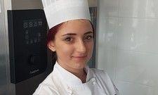 """""""Es tut gut zu wissen, dass gute Arbeit in der Küche honoriert wird"""", sagt Aleksandra Dimitrijeviv vom Team Serbien"""