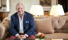 Will den Mitarbeitern attraktiven Wohnraum bieten: Paul Morzynski, Investor in Heiligendamm