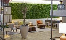 Farbenfroh: Das Intercity Hotel Design von Matteo Thun