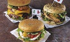 Burger: International ist Trumpf