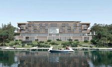 So soll es aussehen: Das Seehotel am Schwielochsee
