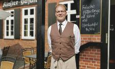 Erfahrener Gastronom: Jens Burgdorf setzt auf eine regionale, saisonale Küche