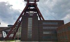 Positive Entwicklung: Das Ruhrgebiet, hier die Zeche Zollverein in Essen, verzeichnet zweistellige Zuwächse