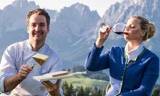 Starkes Duo: Jürgen Kleinhappl und Martina Feyrsinger
