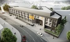 In Planung: Nächstes Jahr soll mit dem Neubau begonnen werden