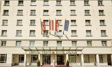 Imposantes Gebäude: Das Hotel Ananas verfügt über insgesamt 539 Zimmer