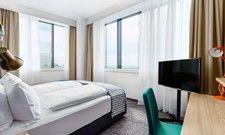 Zimmer mit Aussicht: Im neuen Holiday Inn Vienna-South