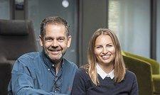 Die Halbersbacher-Gründer: Anke und Arne Mundt sind mit Twice auf Expansionkurs
