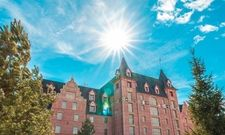 Die Location: Das Hotel Krønasår im Europa-Park