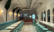 So sieht es aus: Das erste Neat-Burger-Restaurant in London