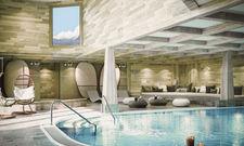 Im Portfolio: Die Premium-Residenz L'Hévana im franzöischen Skiort Méribel
