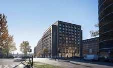 Neue Zimmer für Hamburg: Eine Visualisierung des Novotel Hamburg Central Station