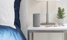 Begleiter bei Tag und Nacht: Der Amazon Echo steht mancherorts auf dem Nachttisch