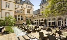 Seit Juli Mitglied: Das Rocco Forte Hotel in Frankfurt