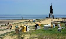 Beliebte Reiseziele: Die deutschen Küsten locken im Sommer viele Reisende an