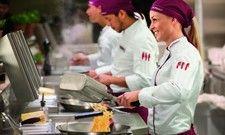 Front-Cooking mit Einbußen: Bei Vapiano läuft es noch nicht rund