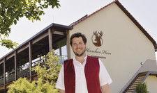 Für das Boardinghouse verantwortlich: Hotelier und Juniorchef Martin Amann.