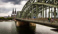 Bei Urlaubern hoch im Kurs: Die Rheinmetropole Köln
