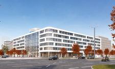 So soll es aussehen: Der Johannisplatz in Chemnitz. wo auch das Super 8 entsteht, gehört zu einem innerstädtischen Entwicklungsprojekt