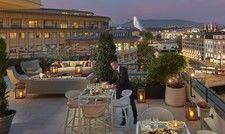 Spektakulär: Gäste der Royal Penthouse Suite buchen exklusiv diese Aussicht