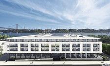 Direkt am Fluss Tejo: Das Hyatt Regency Lisbon soll Ende 2020 eröffnet werden.