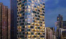 27 Stockwerke hoch: Das St. Regis Hong Kong. Es ist das 7000. Hotel des Marriott-Konzerns.