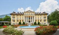 Luxusurlaub zum Vorzugspreis: Damit wirbt derzeit das Grand Hotel Imperial im italienischen Trentino