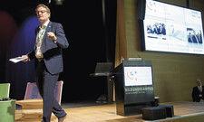 Wissenstransfer und Netzwerken: Dafür steht das von Prof. Christian Buer moderierte Heilbronn Hospitality Symposium