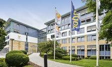Die Zentrale in Oberursel: Das Unternehmen beschäftigt in Deutschland etwa 2000 Mitarbeiter