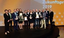 Große Bühne: Die Preisträger vom vergangenen Frühjahr