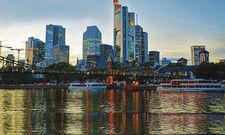 Leidet unter der Automobil-Krise: Die Messestadt Frankfurt